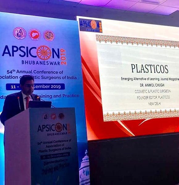 Invited faculty at APSICON, Bhubaneshwar