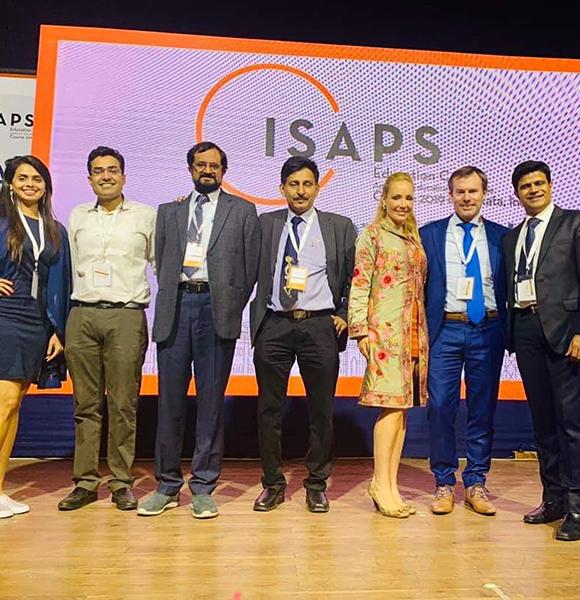 Organising team of ISAPS