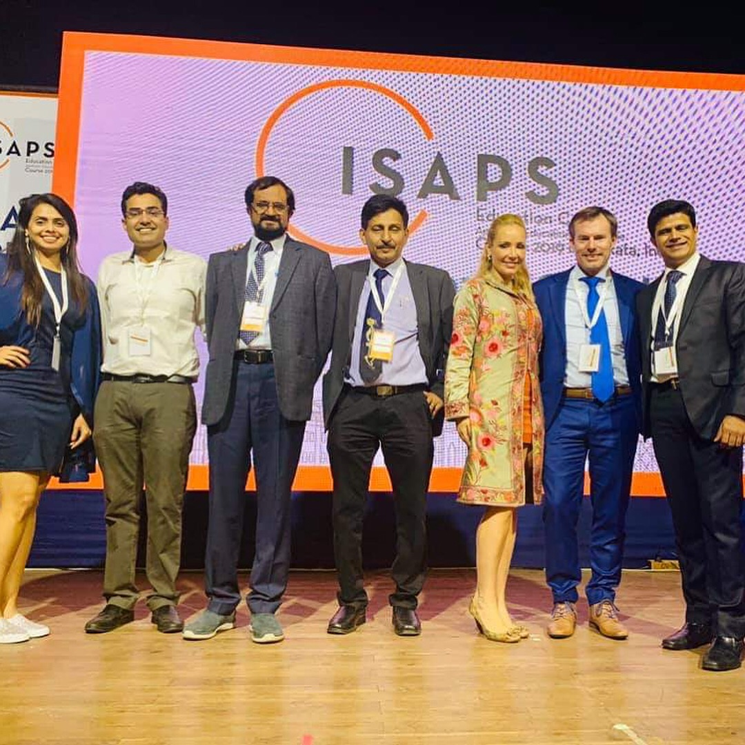Organising team of ISAPS